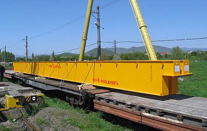 Battal - medzinárodná doprava